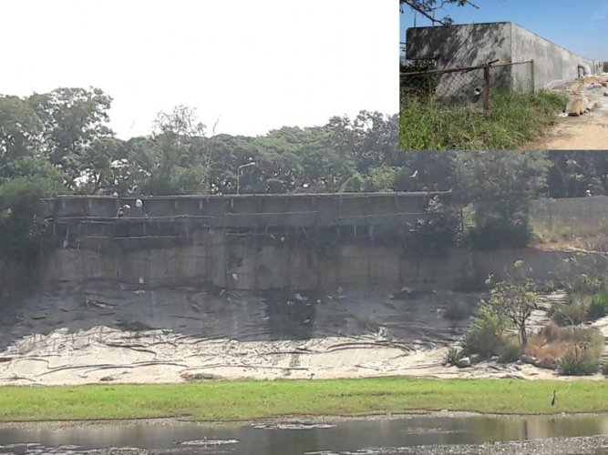 Namma Niagara waterfalls will start in Lalbagh by January