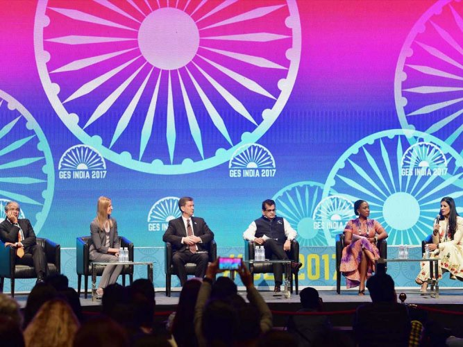 GES summit: Telangana govt announces Tech Fund for women