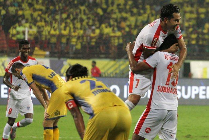 ISL: Bengaluru FC sink listless Blasters