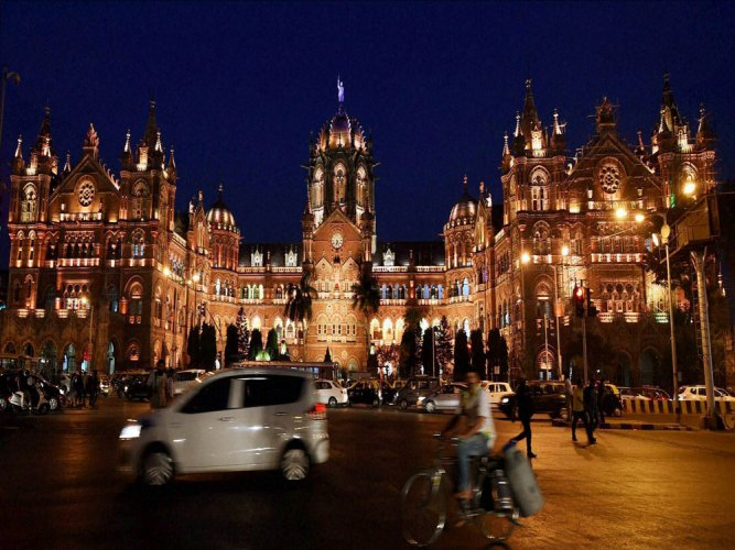 Mumbai 12th richest city globally; total wealth at USD 950 bn