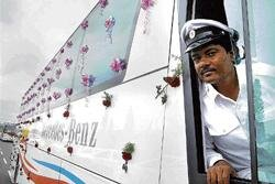 KSRTC rolls out Benz buses