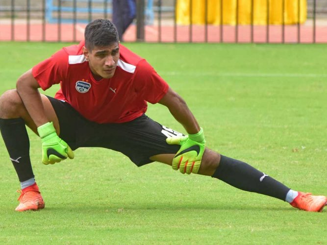 Gurpreet said he shares a very good relationship with Chhetri and tries to be honest with his skipper always.