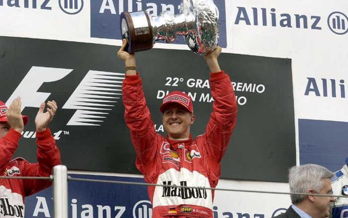 Schumacher To Senna The Best Drivers In F1 History Deccan Herald