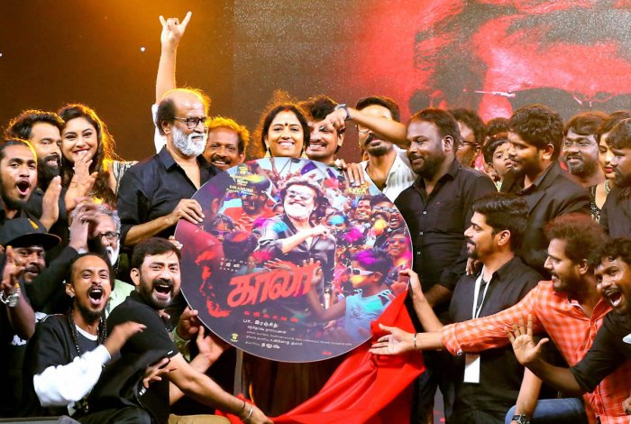 The chamber recently decided not to allow screening of his movie Kaala, slated for release on June 7, in the state. (PTI file photo)