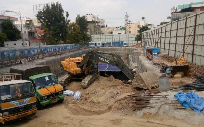 CA site in Amara Jyoti House Building Co-operative Society in Domlur.