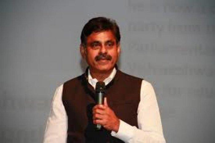 K Vishweshwar Reddy