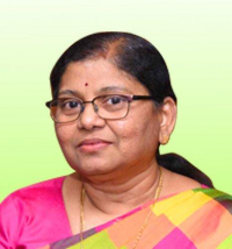 P V Bharathi