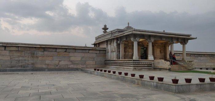 Venugopala Swamy Temple, KRS Backwaters