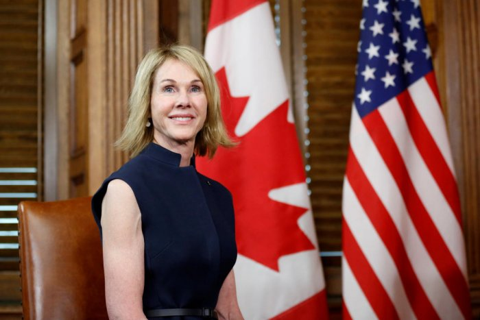 U.S. Ambassador to Canada Kelly Craft. (Reuters File Photo)