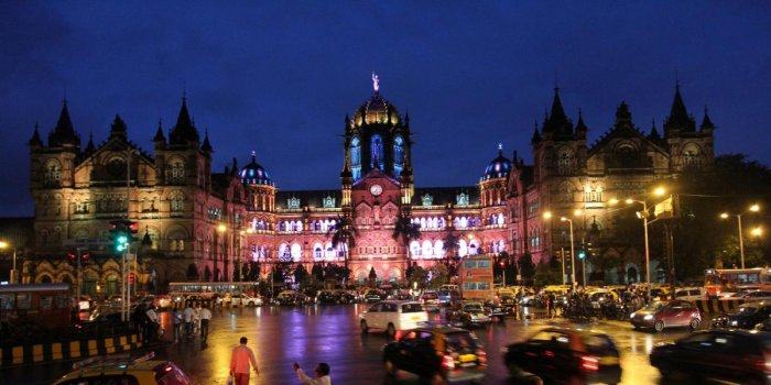 This is the third such honour for the metropolis after the Elephanta Caves and the majestic Victoria Terminus, rechristened Chhatrapati Shivaji Maharaj Terminus railway station. (DH file photo)