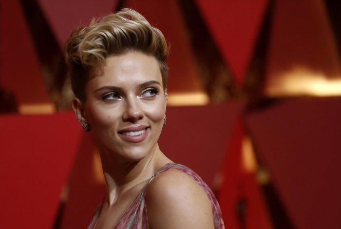 The studio head quashed the rumours surrounding the movie's rating saying the film, to be fronted by Scarlett Johansson, was never considered for a rating above PG-13. (Reuters File Photo)