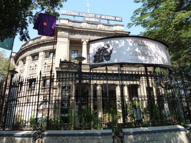 Strong National Gallery of Modern Art, Mumbai