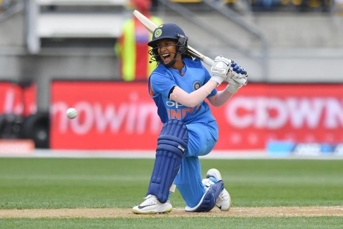 IN FINE TOUCH: India would want opener Jemimah Rodrigues to extend her good form when they play England in the second ODI on Monday. AFP File Photo