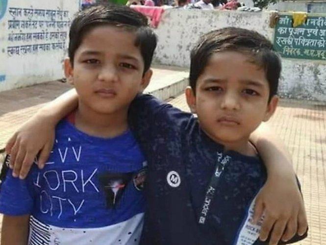 Shreyansh and Priyansh