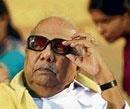 Karunanidhi blames centre for Kanimozhi's arrest