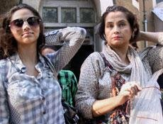 Salma Agha meets Mumbai police chief over obscene video clip