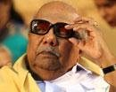 Did not discuss filling up cabinet posts: Karunanidhi