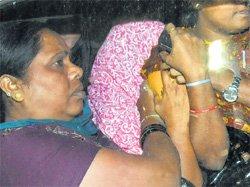 Mumbai woman gives police  a run for their money