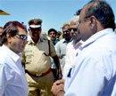 Central team visits Cuddalore district