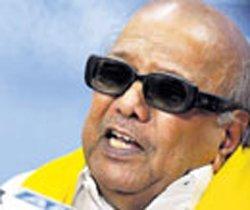 India trying to shield Colombo, says Karunanidhi
