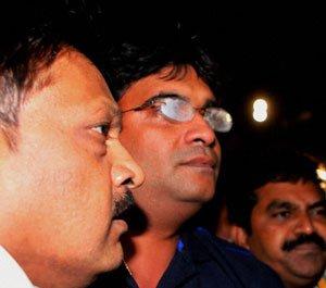 ICC had warned Gurunath against bookies: Mumbai Police