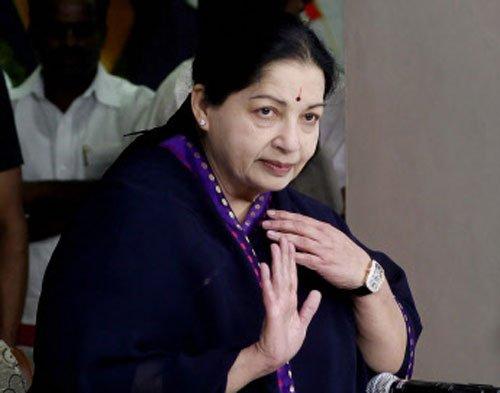 Tamil Nadu won't allow field trials of GM crops: Jayalalithaa