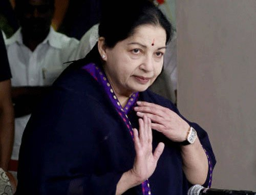 Jayalalithaa was cool, but all smiles: jail official