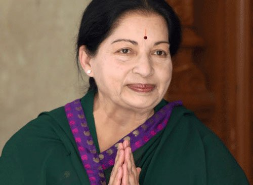 SC declines to advance hearing of Jayalalithaa case