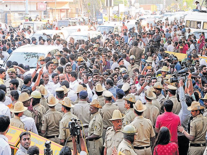 From Jayalalithaa's heir to ordinary convict