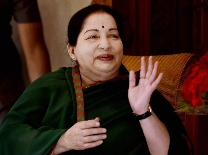 Hospital reports clearly state Jayalalithaa died on Dec 5: TN govt