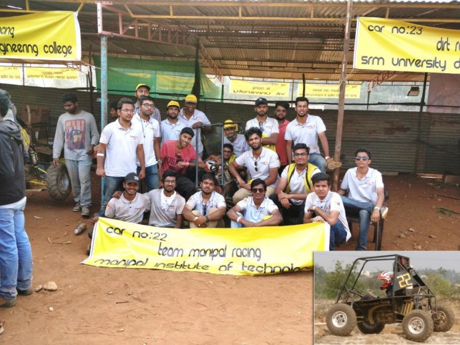 Team Manipal Racing wins accolades at Coimbatore