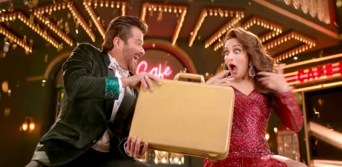A still from the film Total Dhamaal.