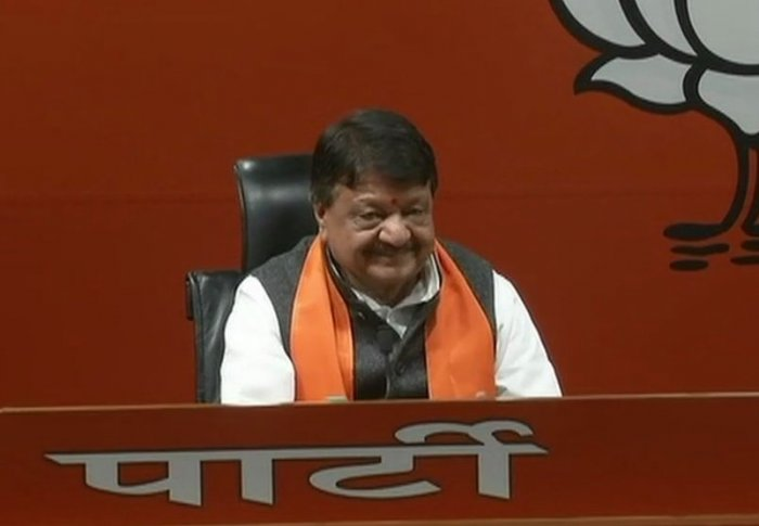 Pakistan will turn into a graveyard if it dared to retaliate against air strikes carried out by the Indian Air Force on Jaish-e-Mohammed terror camps, senior BJP leader Kailash Vijayvargiya said on Tuesday. ANI photo