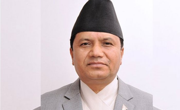 The Air Dynasty helicopter was carrying Adhikari as well as Ang Tsering Sherpa, a prominent aviation and hospitality entrepreneur, and Yubaraj Dahal, personal aide to Prime Minister KP Sharma Oli, Inspector General of Nepal Police Sarbendra Khanal was quoted as saying by the Kathmandu Post.