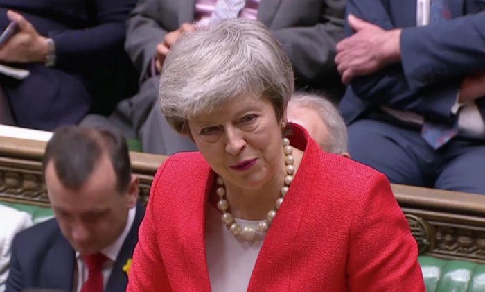 UK's May to seek MPs' approval for new Brexit strategy
