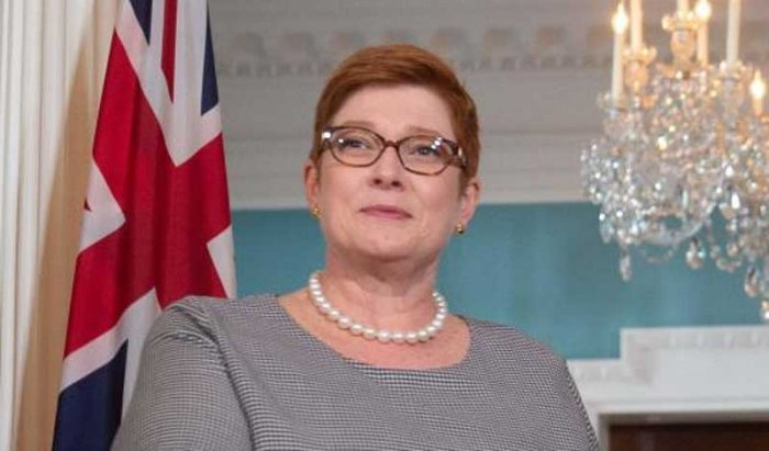 Australian Foreign Affairs Minister Marise Payne, who was in London on Wednesday, said that she was very concerned about the escalating tensions between India and Pakistan in the aftermath of the Pulwama terror attack. (AFP File Photo)