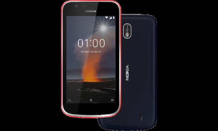 Nokia 1. Picture credit: Nokia