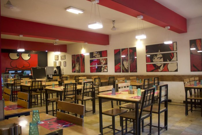 Cafe Thulp in Koramangala had a physical presence for about 10 years before it moved to an online-only model.