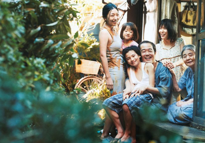 'The Shoplifters' won the prestigious Palm d'Or at the last Cannes film festival and was nominated this year for the Oscars.