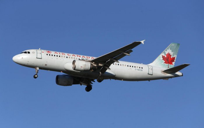 Air Canada and Jet Airways operate 18 flights weekly to India from Toronto Pearson. (Reuters File Photo)