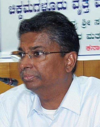 Forest Minister Satish Jarkiholi