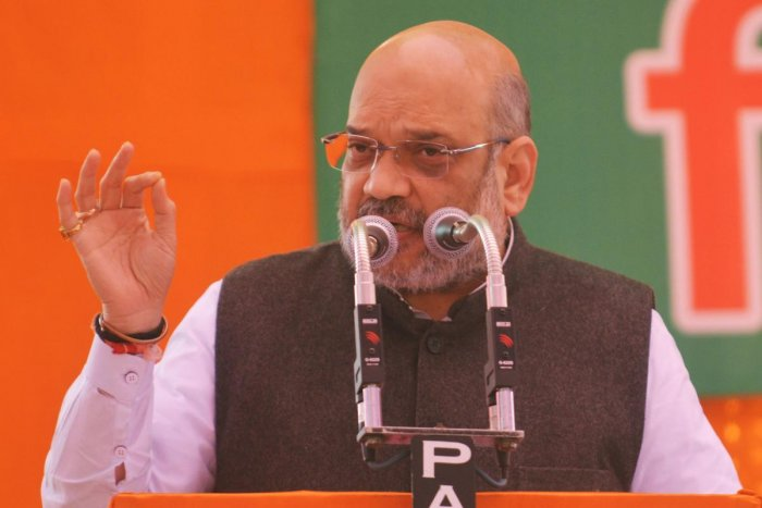BJP President Amit Shah on Friday said creating a situation for the return of Wing Commander Abhinandan Varthaman from Pakistan was a diplomatic victory, ahead of the expected arrival of the captured pilot. AFP photo