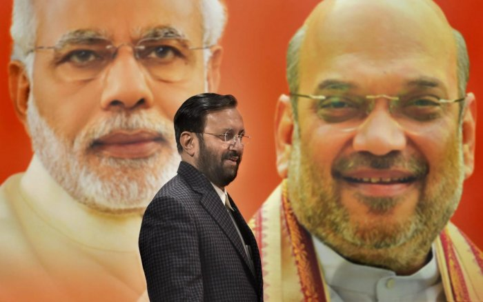 Union HRD Minister Prakash Javadekar. (PTI File Photo)
