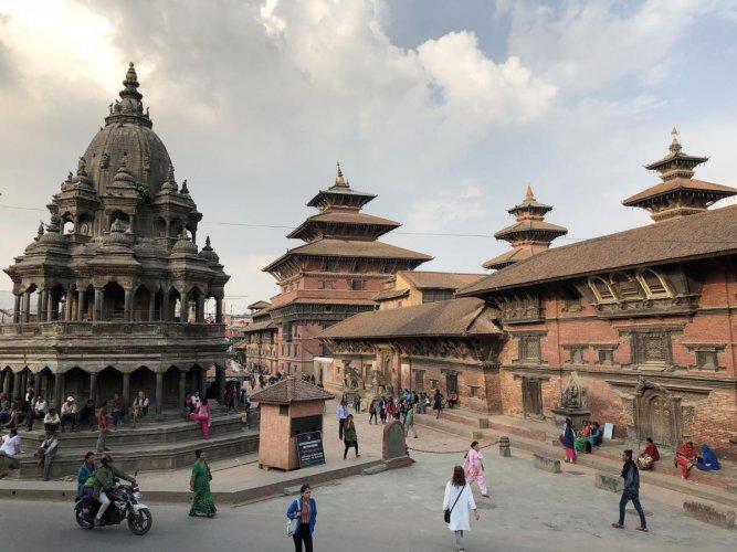 Patan Darbar Square. (PHOTOS BY AUTHOR)