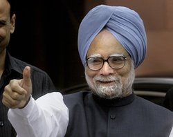 Relief for UPA govt as DMK comes on board