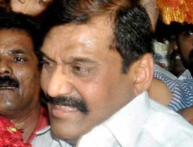 Former Union Minister Napoleon quits DMK, joins BJP