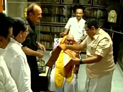 DMK allots 41 seats to Cong for TN polls