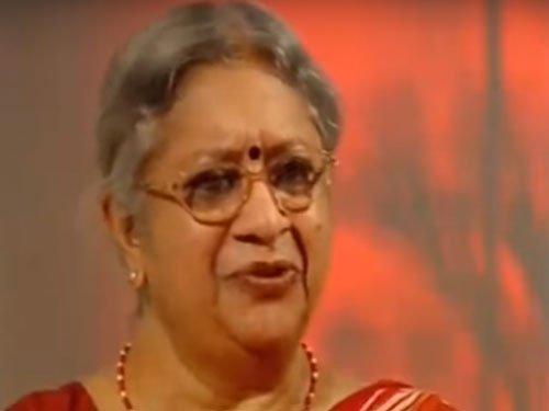 VCK fields educationist Vasanthy Devi against Jayalalithaa