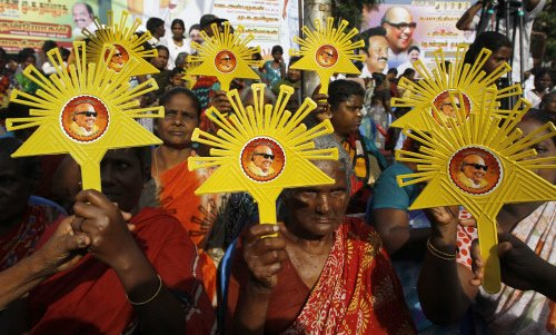 DMK announces candidates for 9 seats in Puducherry