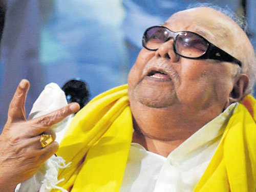 DMK ready to take on opposition role